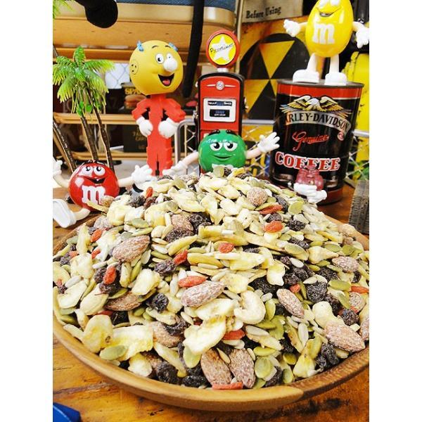 所さんが「これが今のところ一位」と絶賛したあのナッツ&フルーツ 乾き物 1kg ホンマでっかTVで紹介されたミックスナッツ スイカの種