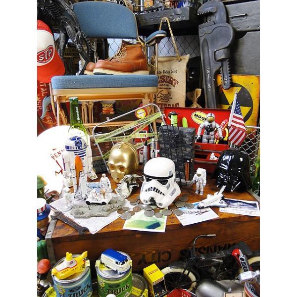 スターウォーズのセラミックバンク(ストーム・トゥルーパー) アメリカ雑貨 アメリカン雑貨 candytower 08