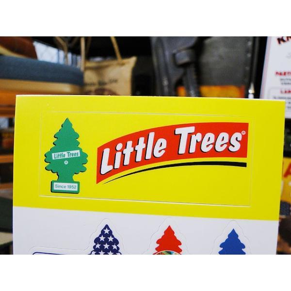 リトルツリーのミニステッカー アメリカ雑貨 アメリカン雑貨|candytower|02