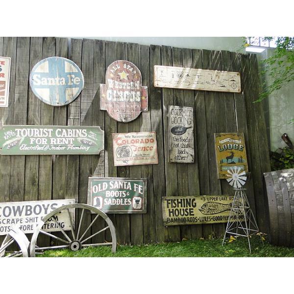 ルート66マップの木製看板 アメリカ雑貨 アメリカン雑貨|candytower|12