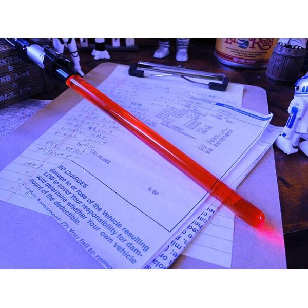 スターウォーズのライトセーバーペン LEDライト搭載(ダースベイダー) アメリカ雑貨 アメリカン雑貨|candytower