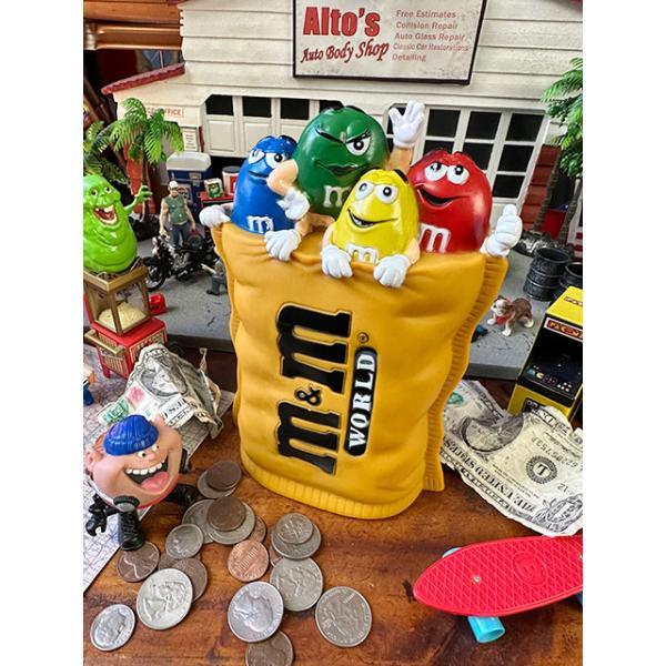 RoomClip商品情報 - m&m'sキャラクターコインバンク アメリカ雑貨 アメリカン雑貨 貯金箱 おもしろ インテリア おしゃれ