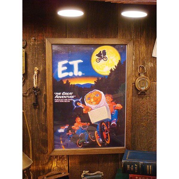 ポスターフレーム(E.T. ザ・グレート・アドベンチャー) アメリカ雑貨 アメリカン雑貨 おしゃれ インテリア雑貨 ポスター 人気|candytower