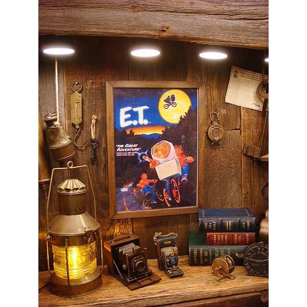 ポスターフレーム(E.T. ザ・グレート・アドベンチャー) アメリカ雑貨 アメリカン雑貨 おしゃれ インテリア雑貨 ポスター 人気|candytower|02