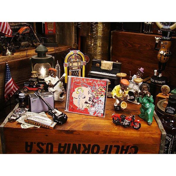 音楽CD LINDA & THE BIG KING JIVE DADDIES アメリカ雑貨 アメリカン雑貨|candytower|02