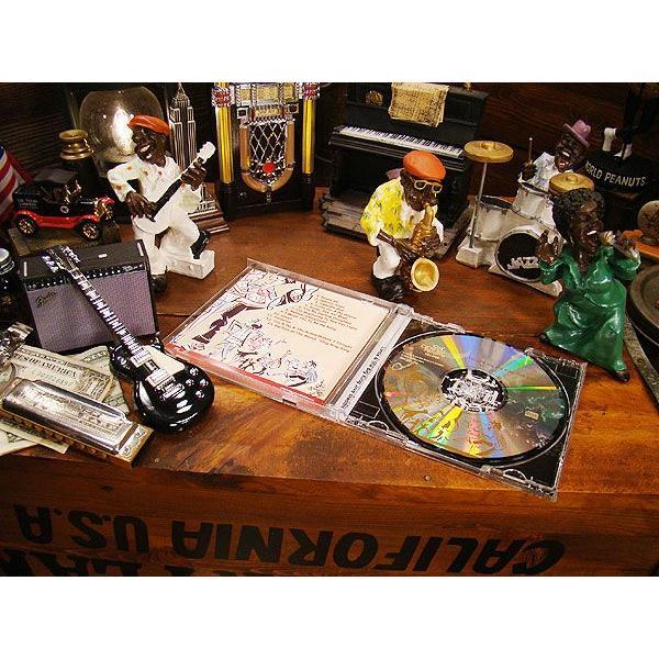 音楽CD LINDA & THE BIG KING JIVE DADDIES アメリカ雑貨 アメリカン雑貨|candytower|03