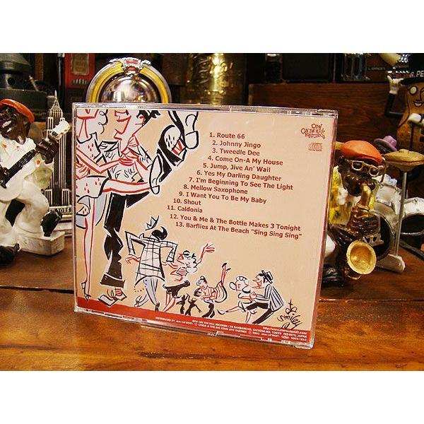 音楽CD LINDA & THE BIG KING JIVE DADDIES アメリカ雑貨 アメリカン雑貨|candytower|04