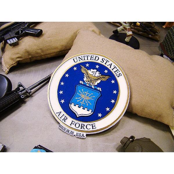 ミリタリーマグネット(U.S.エアフォース) アメリカ雑貨 アメリカン雑貨