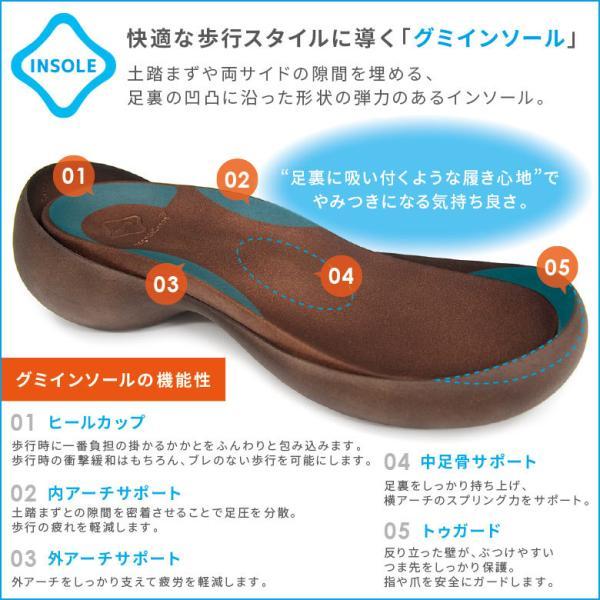 リゲッタ カヌー サンダル レディース バックストラップ ぺたんこ フラット リゲッタカヌー 履きやすい 疲れにくい 痛くない 夏 日本製 CJFD5326|canoe-trico|16