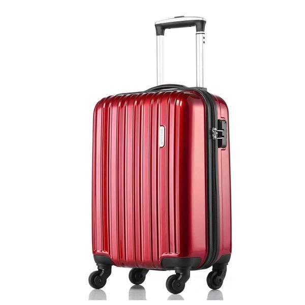 [レジェンドウォーカー] legend walker ファスナータイプ ダイヤル式 TSAロック搭載 スーツケース 5096-58 WR (