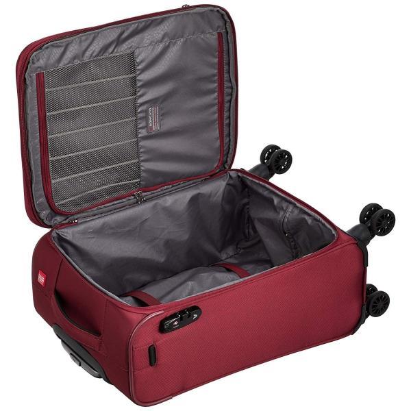 [ロンカート] スーツケース ZERO GRAVITY 機内持込可 41L 55cm 2.0kg 414433 R レッド