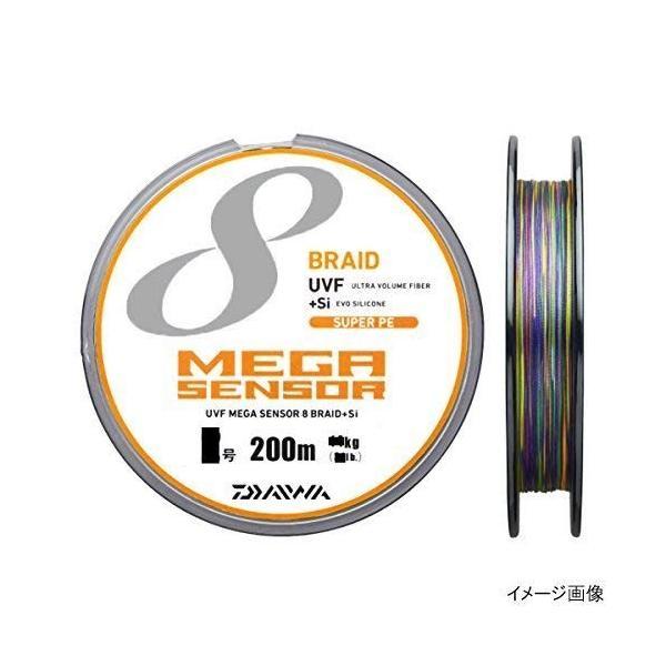 ダイワ ライン UVFメガセンサー 8ブレイド+Si 200m 1.5号