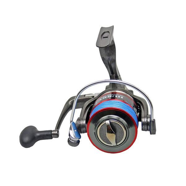スピニングリール ハリースピン HR4000SS PE0.8号/約100m付 PRO MARINE 釣り具