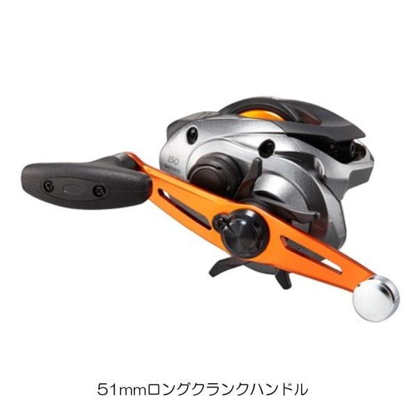 シマノ (SHIMANO) ベイトリール 17 ゲンプウ 151 左ハンドル