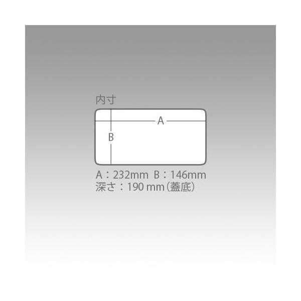 MEIHO(メイホウ) コンパクトタックルボックスセットA 防水ストッカーBM-185,パーツケースBM-100 オリジナルタックルボックス
