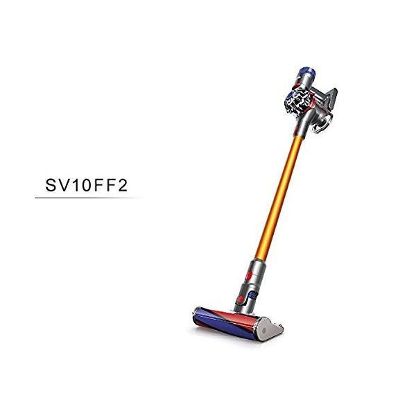ダイソン ハンディクリーナー コードレス掃除機 サイクロン式 布団クリーナー Dyson V8 Fluffy SV10 FF2 caply 02
