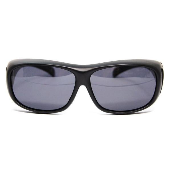 コールマン アウトドアサングラス 偏光レンズ CM-4019-1 UV99%カット オーバーグラスタイプ(眼鏡対応) トリアセテート CM-|caply|04