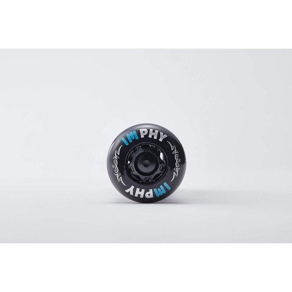 IMPHY(インフィ) フットローラー Foot Roller ブラック 正規品|caply