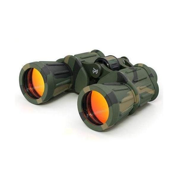 双眼鏡 7倍 ナシカ 7×50 ZCF-CMR-IR カモフラージュ柄