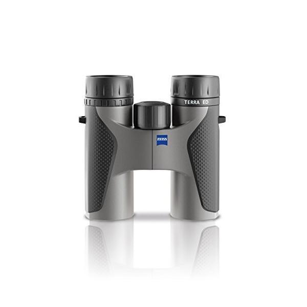 カールツァイス(Carl Zeiss)双眼鏡 TERRA ED 10×32 倍率10倍 レンズ径32mm グレー