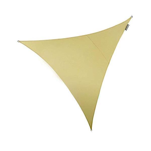 クッカバラ 日除けシェードセイル 砂色 3m正三角形 紫外線98%カット 防水タイプ OL0104SST|caply|02