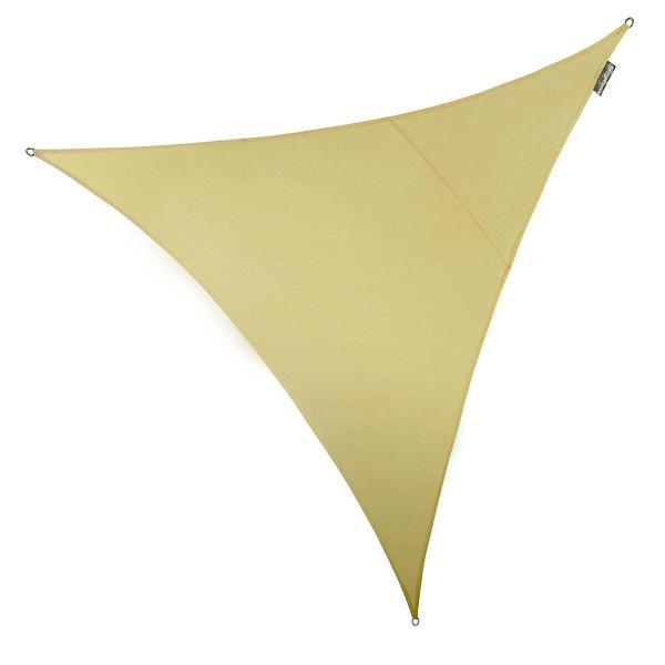 クッカバラ 日除けシェードセイル 砂色 3m正三角形 紫外線98%カット 防水タイプ OL0104SST|caply|03