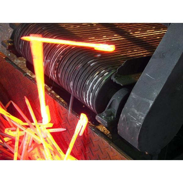 エリッゼ(ELLISSE) 鍛造ペグ エリッゼステーク 38cm 8本セット レッド粉体焼付塗装 MK-380RD|caply|04