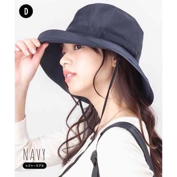 帽子 レディース 春 夏 UVカット UPF50+ コットン ハット | イロドリ irodori (MB)|caponspotz|18