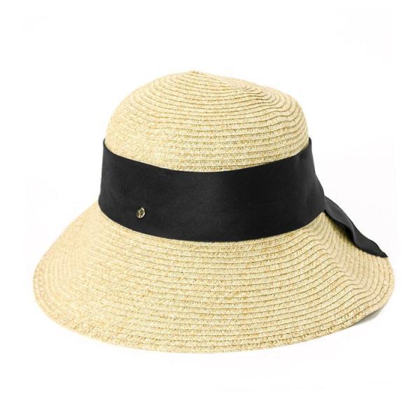 帽子 レディース 春 夏 麦わら帽子 IRO リボン | イロドリ irodori (MB)|caponspotz|15
