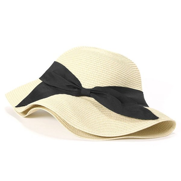 帽子 レディース 春 夏 麦わら帽子 IRO リボン | イロドリ irodori (MB)|caponspotz|18