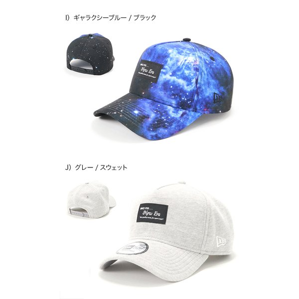 別注 ニューエラ キャップ 帽子 9FORTY BLACK PATCH|caponspotz|11