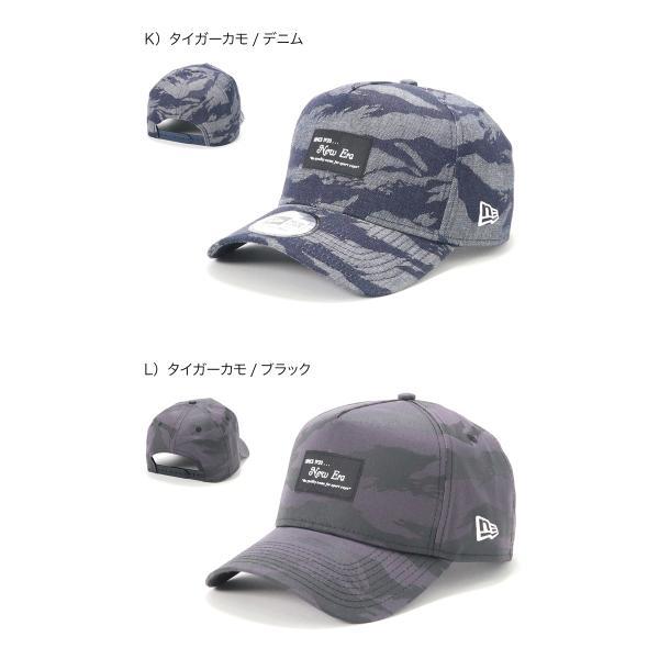 別注 ニューエラ キャップ 帽子 9FORTY BLACK PATCH|caponspotz|12