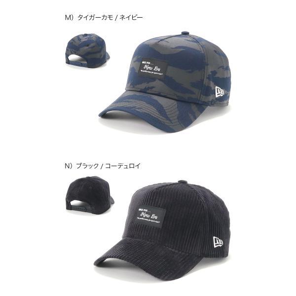 別注 ニューエラ キャップ 帽子 9FORTY BLACK PATCH|caponspotz|13