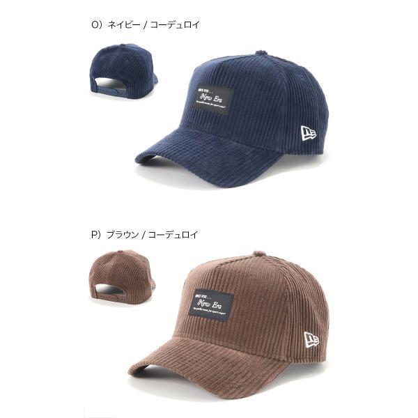 別注 ニューエラ キャップ 帽子 9FORTY BLACK PATCH|caponspotz|14