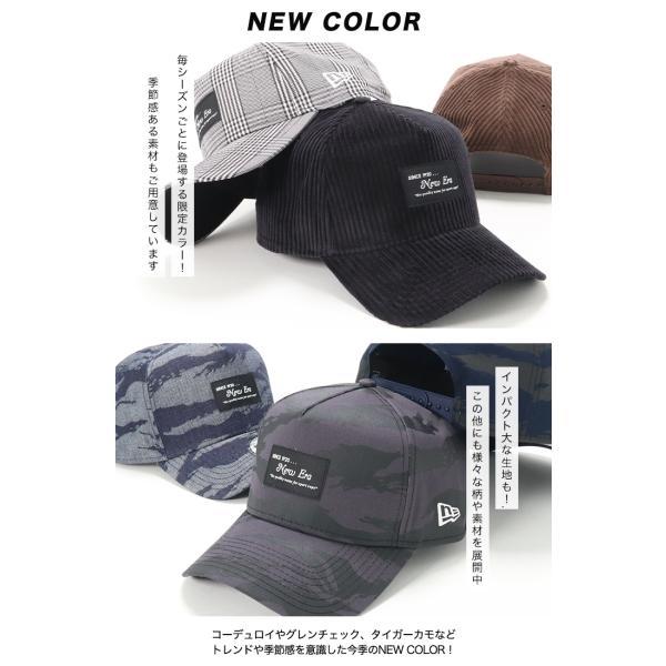 別注 ニューエラ キャップ 帽子 9FORTY BLACK PATCH|caponspotz|10