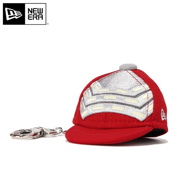 ニューエラキャップキーホルダー帽子NEWERAコラボ