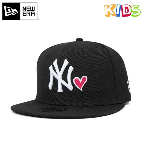 ニューエラ キャップ 帽子 NEW ERA 9FIFTY ヤンキース ブラック|caponspotz
