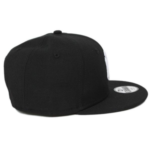 ニューエラ キャップ 帽子 NEW ERA 9FIFTY ヤンキース ブラック|caponspotz|02