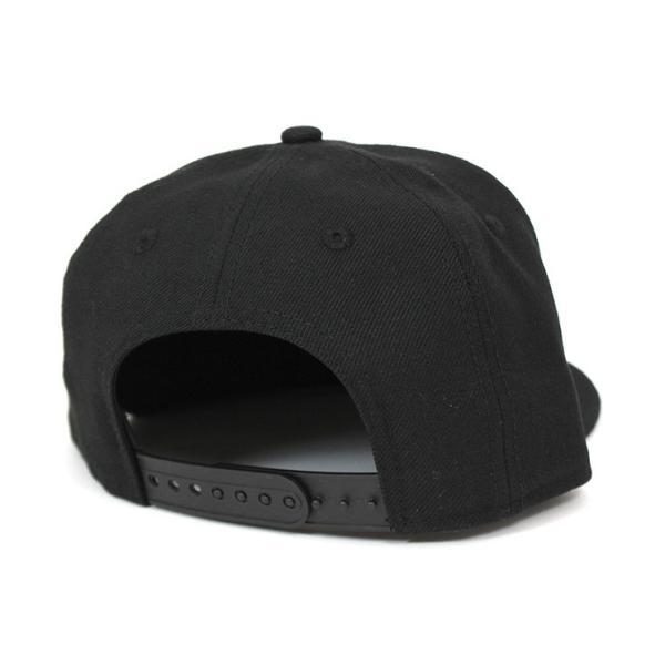 ニューエラ キャップ 帽子 NEW ERA 9FIFTY ヤンキース ブラック|caponspotz|03