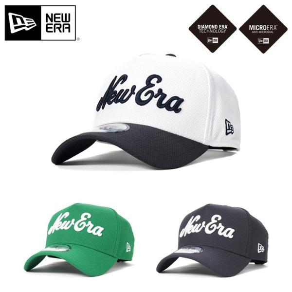 79f0f9ae9b17d3 ニューエラ ゴルフ キャップ 帽子 スナップバック 9FORTY DIAMOND ERA ...