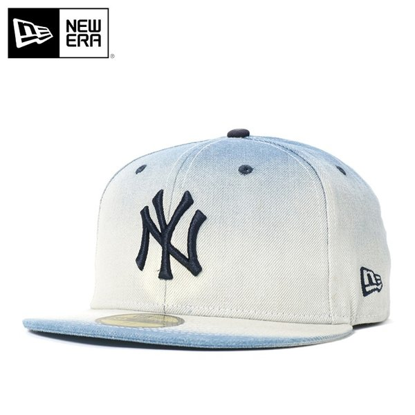 e65af47bce605 ニューエラ キャップ 帽子 59FIFTY GRADATION DENIM MLB ニューヨーク ...