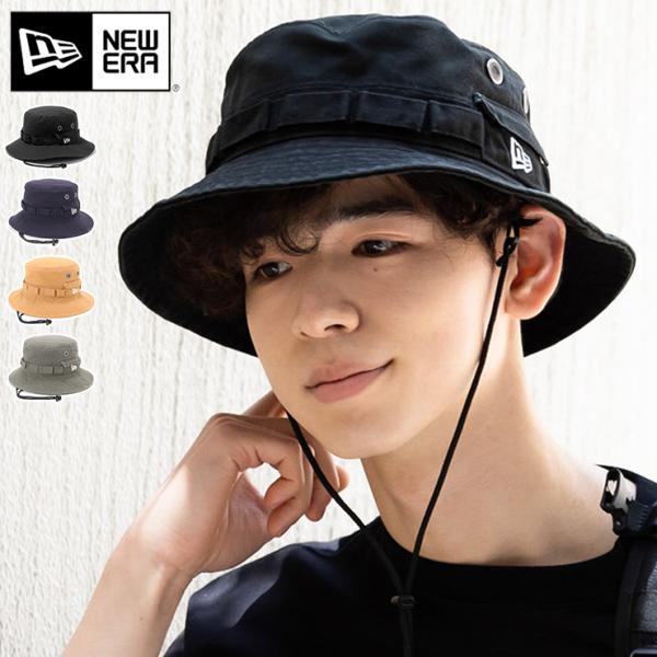 ニューエラ アドベンチャーハット 帽子 NEW ERA メンズ レディース (MB)