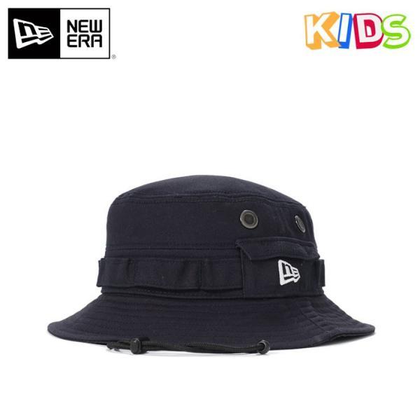 ニューエラ キッズ 子供用 ハット 帽子 NEW ERA KIDS ネイビー|caponspotz