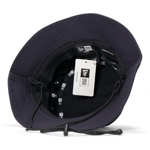 ニューエラ キッズ 子供用 ハット 帽子 NEW ERA KIDS ネイビー|caponspotz|04