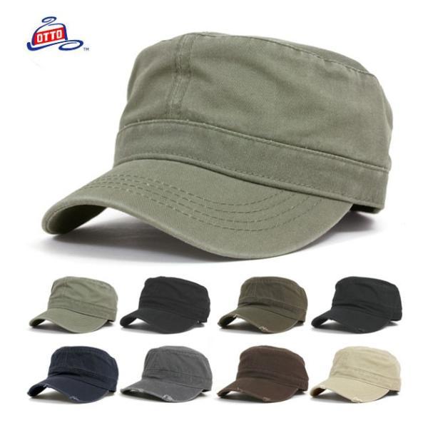 オットー ワークキャップ 帽子 無地 キャップ OTTO CAP 全5色 (YP) 返品対象外|caponspotz|02