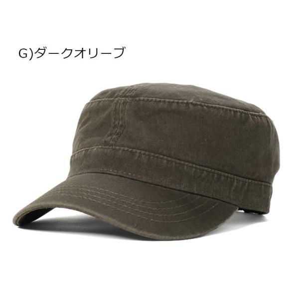 オットー ワークキャップ 帽子 無地 キャップ OTTO CAP (MB) 返品対象外|caponspotz|11