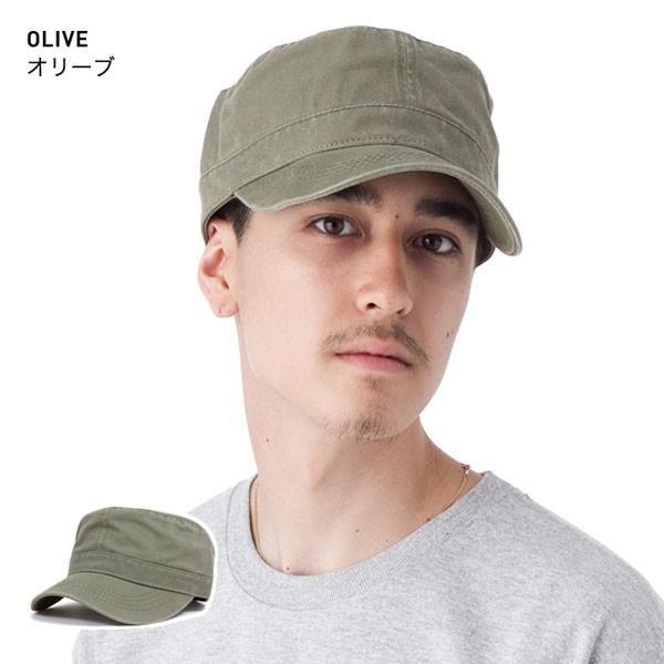 オットー ワークキャップ 帽子 無地 キャップ OTTO CAP 全5色 (YP) 返品対象外|caponspotz|04