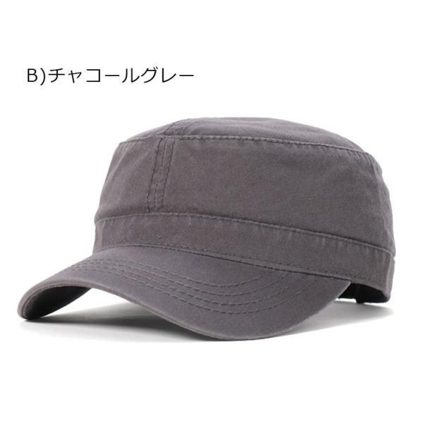 オットー ワークキャップ 帽子 無地 キャップ OTTO CAP 全5色 (YP) 返品対象外|caponspotz|06