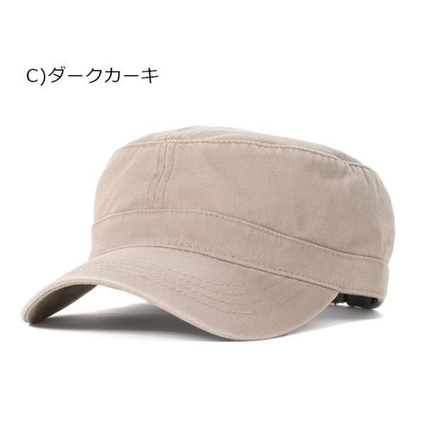 オットー ワークキャップ 帽子 無地 キャップ OTTO CAP 全5色 (YP) 返品対象外|caponspotz|07