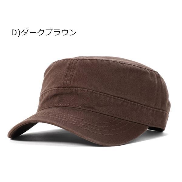 オットー ワークキャップ 帽子 無地 キャップ OTTO CAP 全5色 (YP) 返品対象外|caponspotz|08